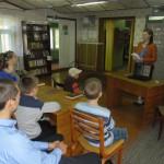 Струбніцкая сельская бібліятэка
