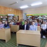 """19.05.2017 Участники фотокросса """"Город читает"""""""