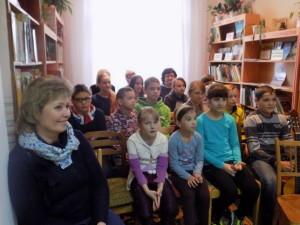 02.11.2017 Путешествие в Королевство книг